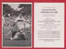 West Germany v Turkey Morlock (29)